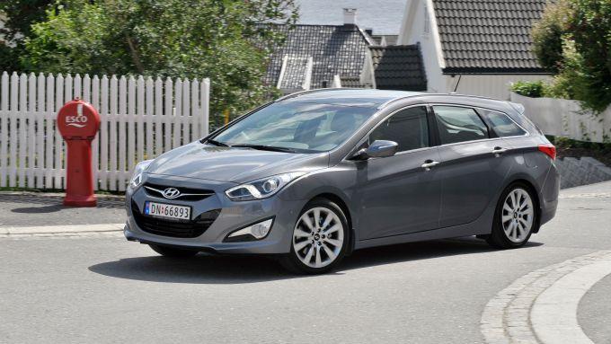 Immagine 11: Hyundai i40