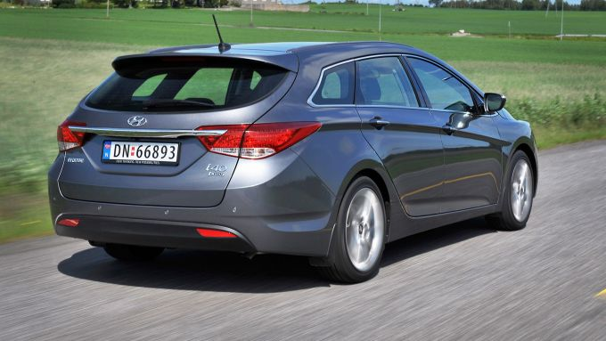 Immagine 4: Hyundai i40
