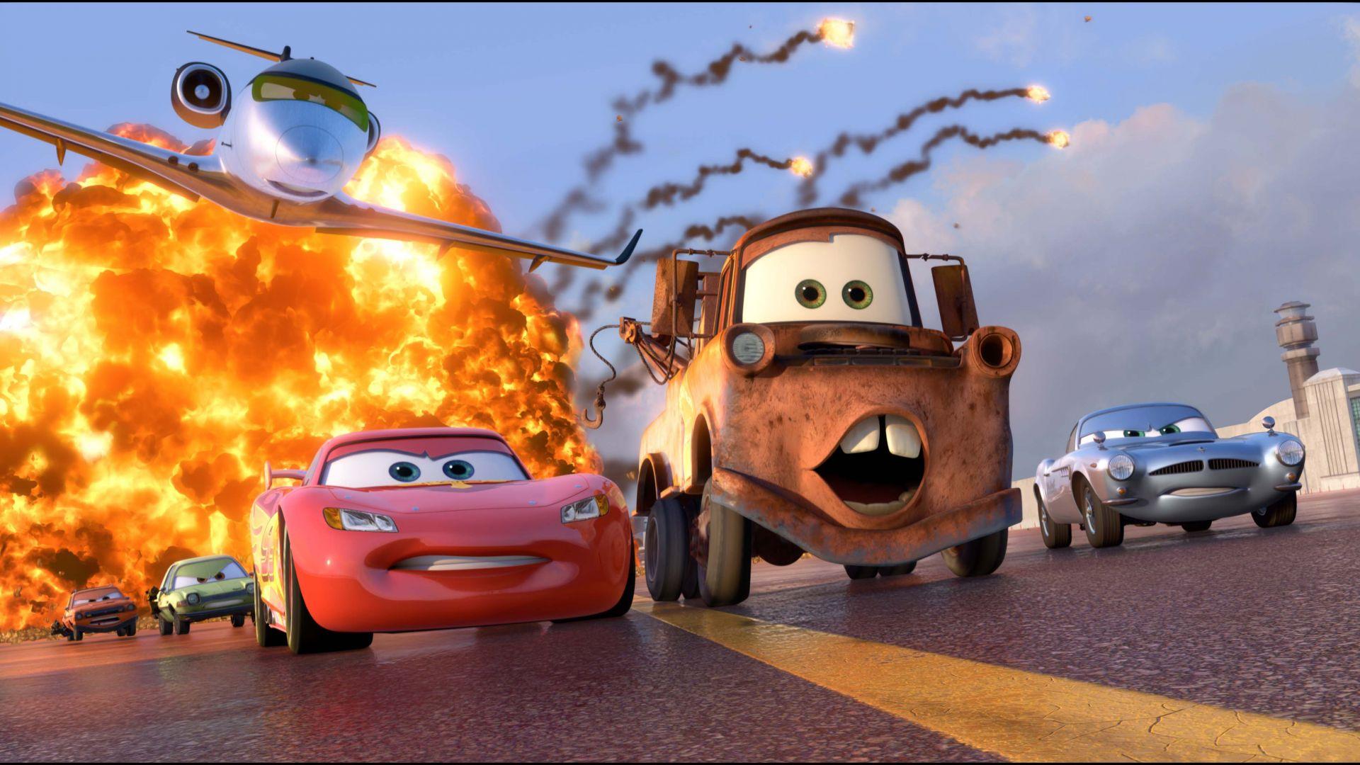 Immagine 1: Cars 2: i nuovi personaggi