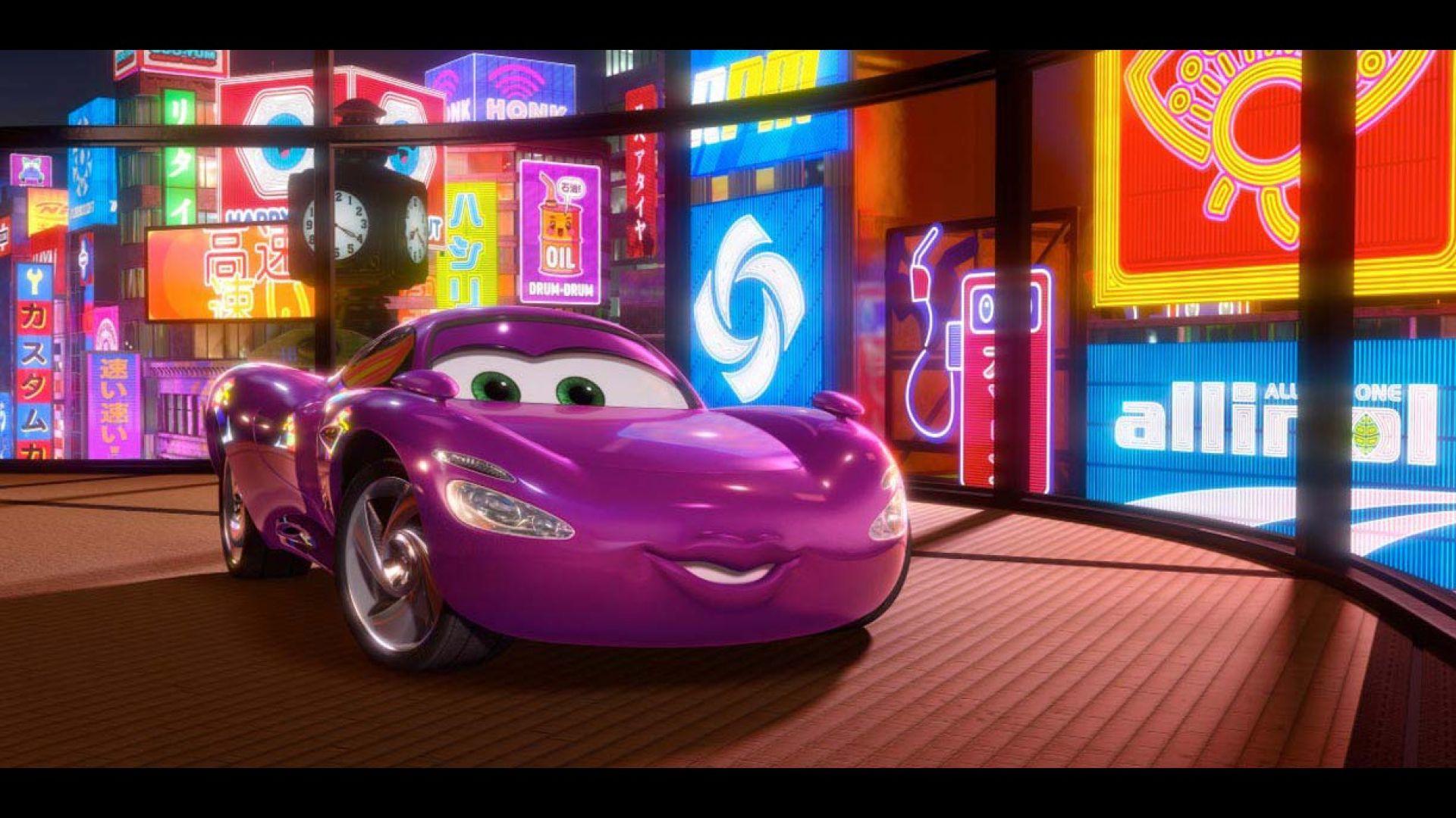 Immagine 33: Cars 2: i nuovi personaggi