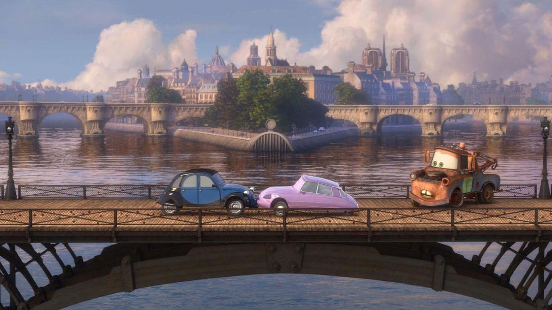Immagine 31: Cars 2: i nuovi personaggi