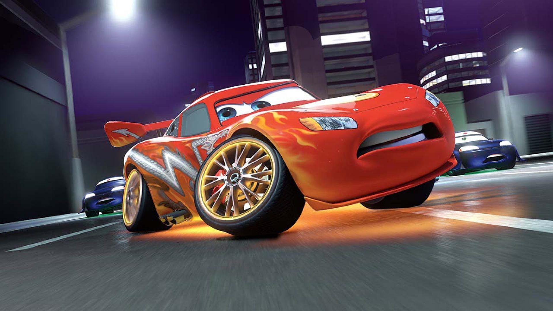 Immagine 30: Cars 2: i nuovi personaggi