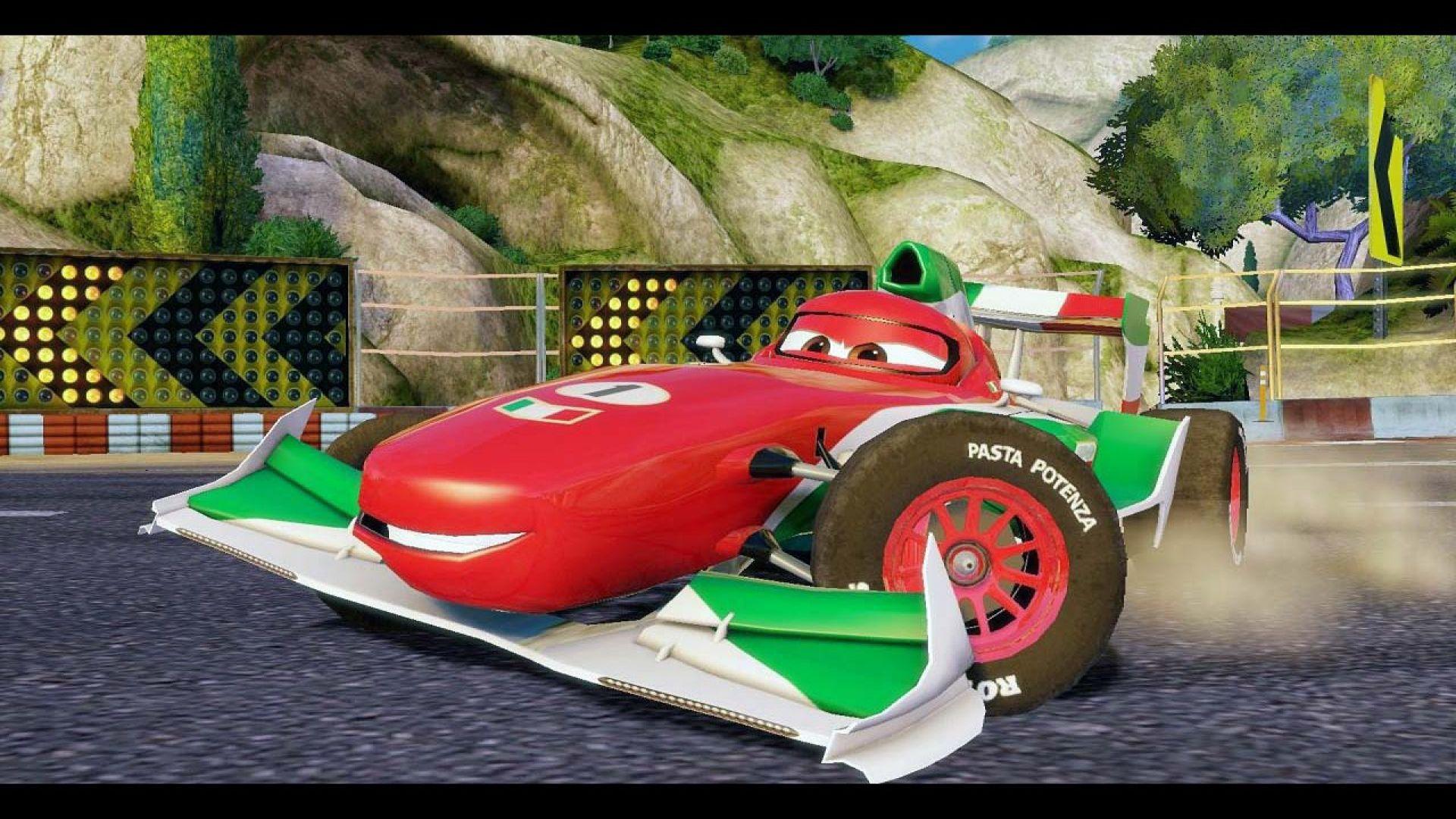 Immagine 35: Cars 2: i nuovi personaggi