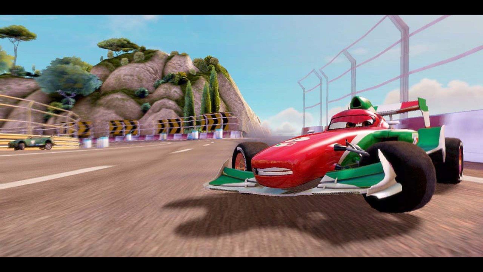 Immagine 26: Cars 2: i nuovi personaggi