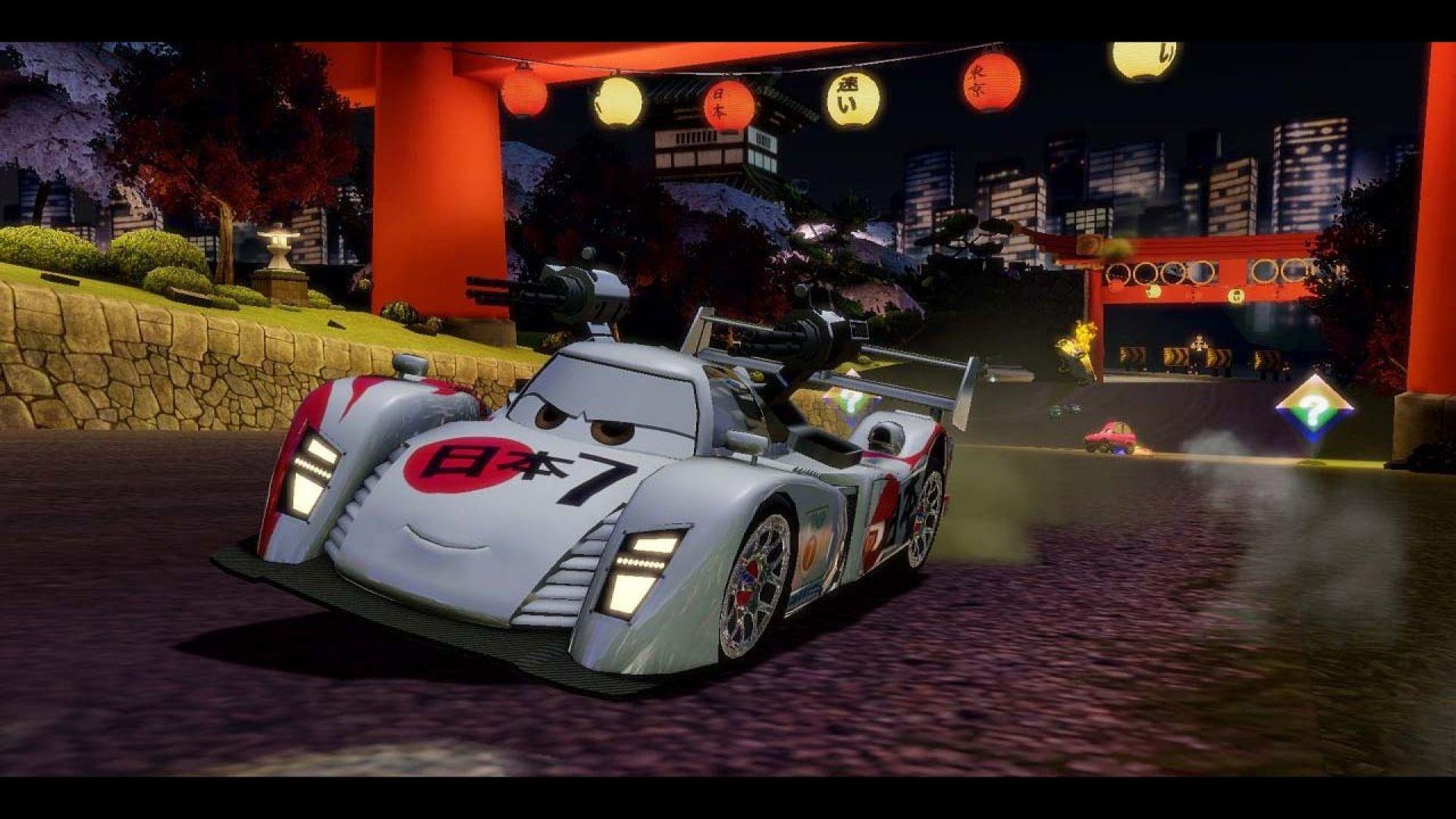 Immagine 25: Cars 2: i nuovi personaggi