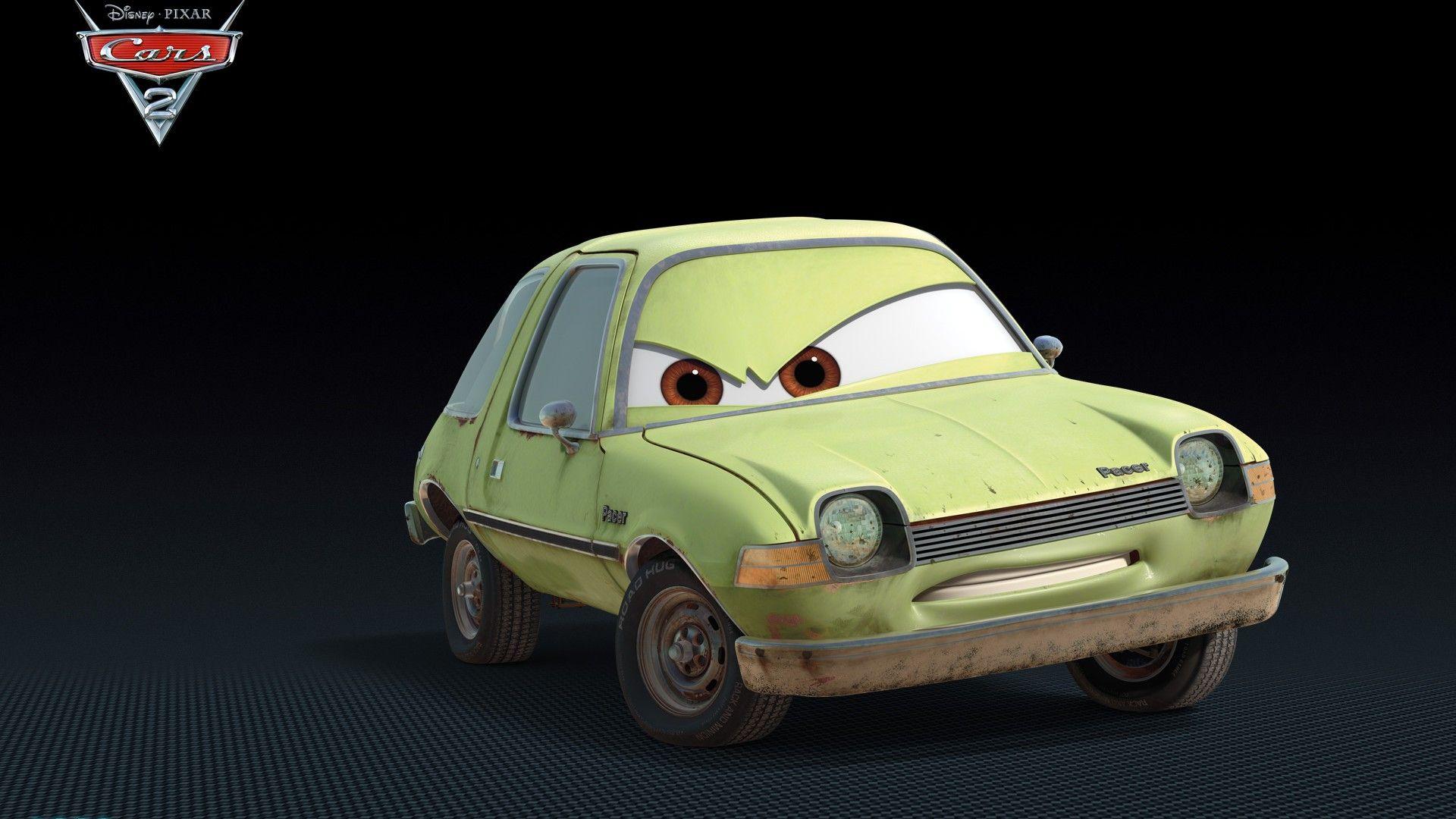 Immagine 18: Cars 2: i nuovi personaggi