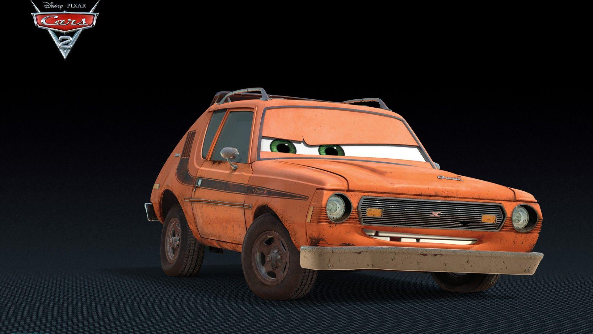 Immagine 10: Cars 2: i nuovi personaggi