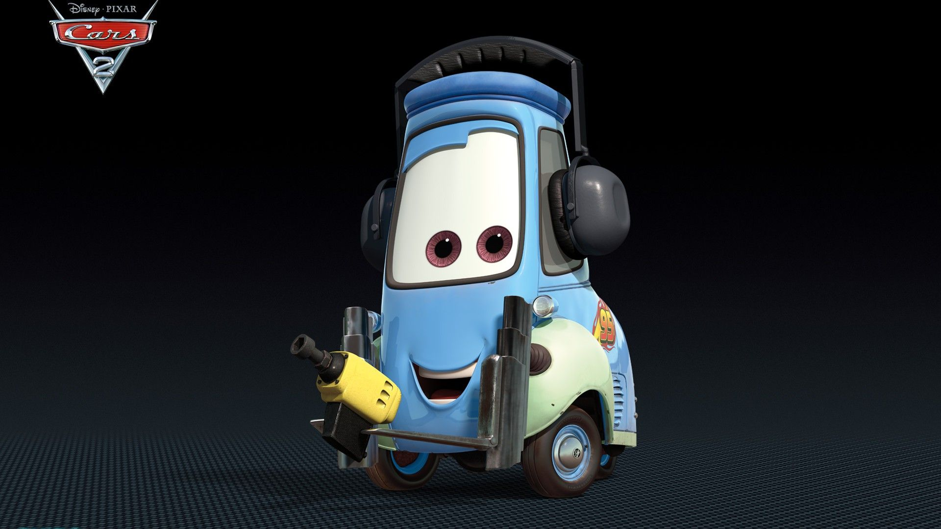 Immagine 11: Cars 2: i nuovi personaggi