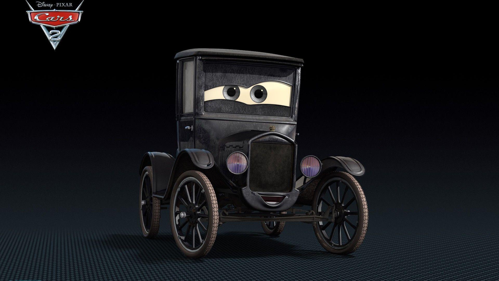 Immagine 13: Cars 2: i nuovi personaggi