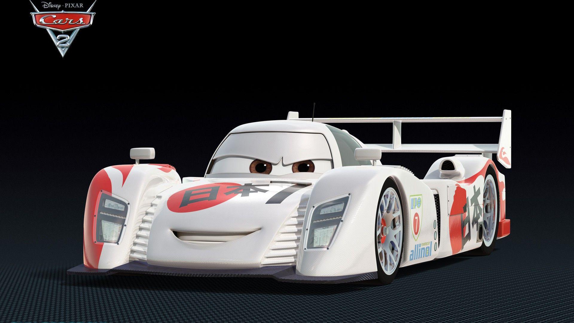 Immagine 6: Cars 2: i nuovi personaggi