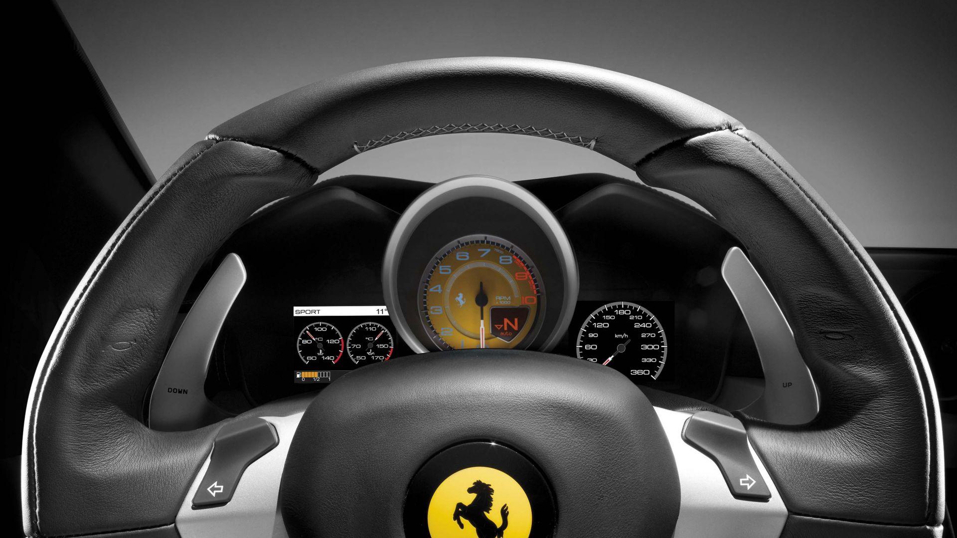 Immagine 10: Ferrari FF, 30 nuove immagini in HD