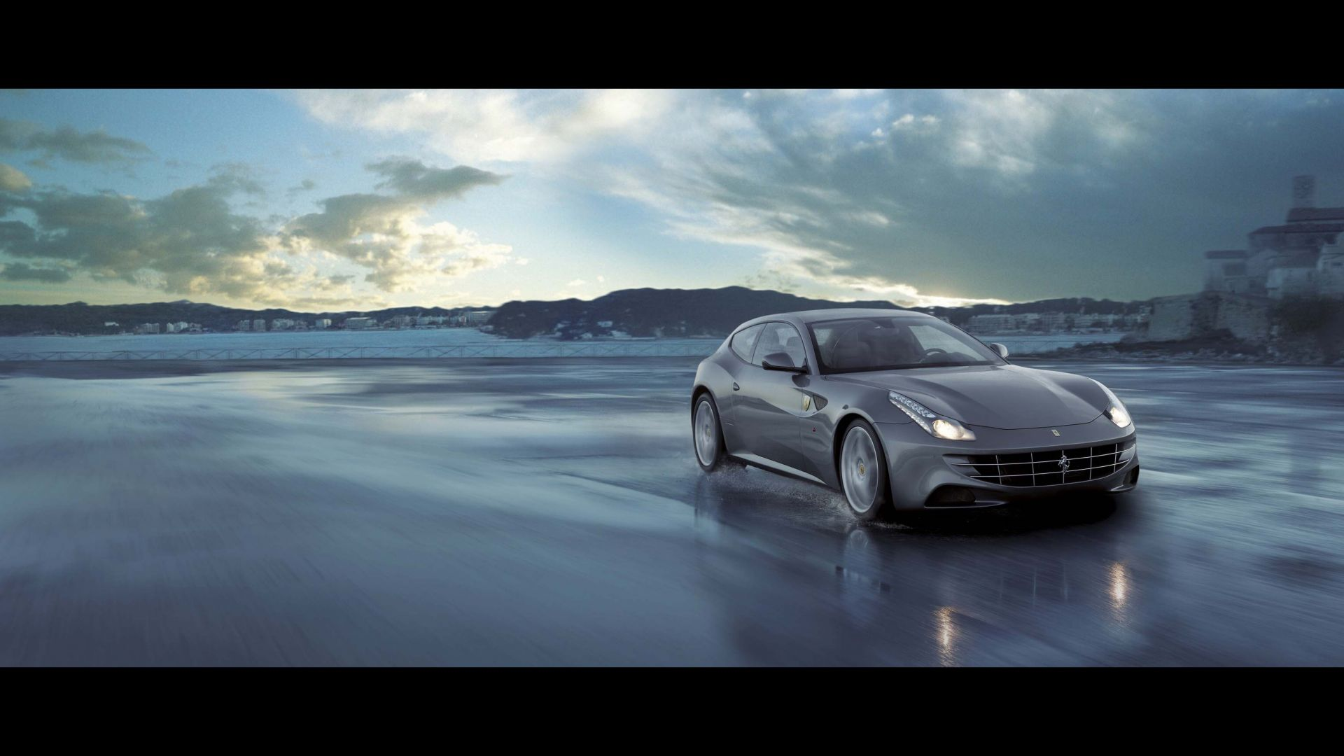 Immagine 6: Ferrari FF, 30 nuove immagini in HD