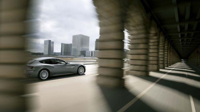 Immagine 4: Ferrari FF, 30 nuove immagini in HD