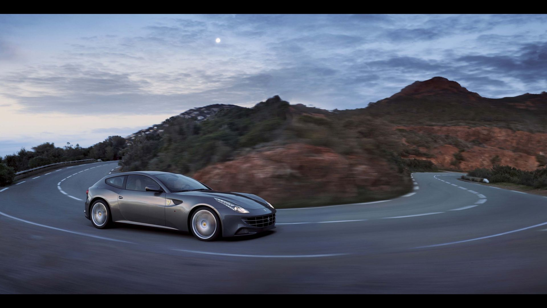 Immagine 3: Ferrari FF, 30 nuove immagini in HD