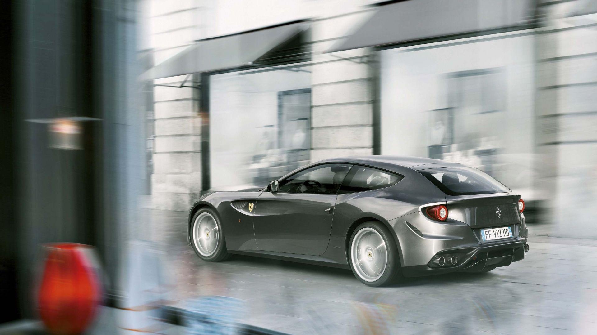 Immagine 1: Ferrari FF, 30 nuove immagini in HD