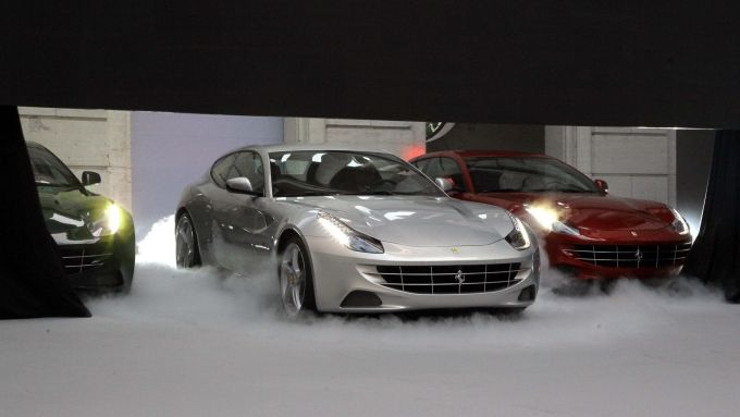 Immagine 2: Ferrari FF, 30 nuove immagini in HD