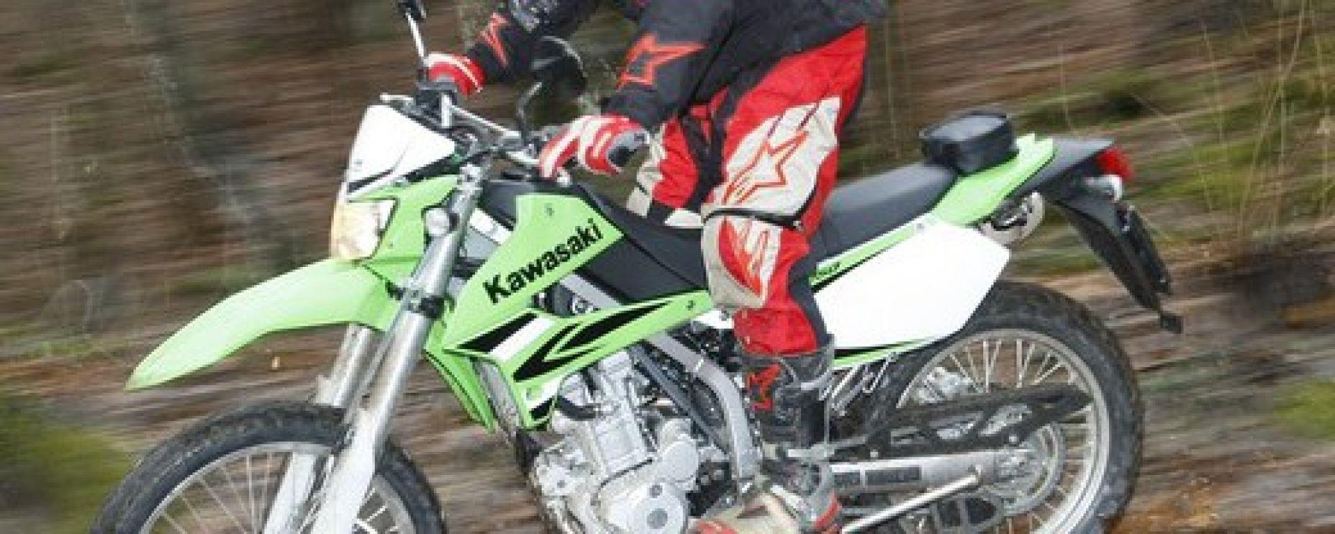 Kawasaki KLX 250 '09