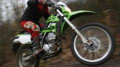 Kawasaki KLX 250 '09 - Immagine: 3