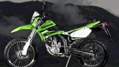 Kawasaki KLX 250 '09 - Immagine: 4