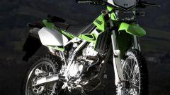 Kawasaki KLX 250 '09 - Immagine: 10