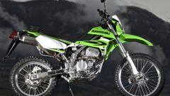 Kawasaki KLX 250 '09 - Immagine: 13