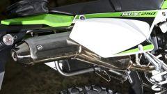 Kawasaki KLX 250 '09 - Immagine: 14