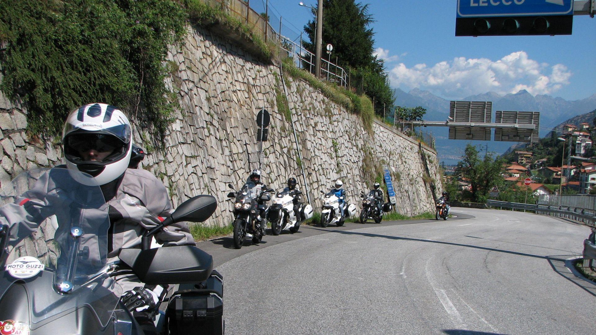 Immagine 278: Da Mandello a Caponord con le Moto Guzzi
