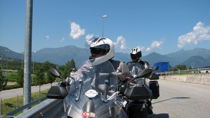 Immagine 279: Da Mandello a Caponord con le Moto Guzzi