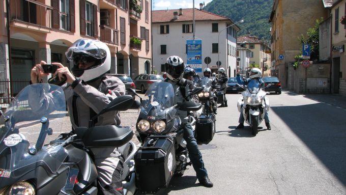 Immagine 280: Da Mandello a Caponord con le Moto Guzzi