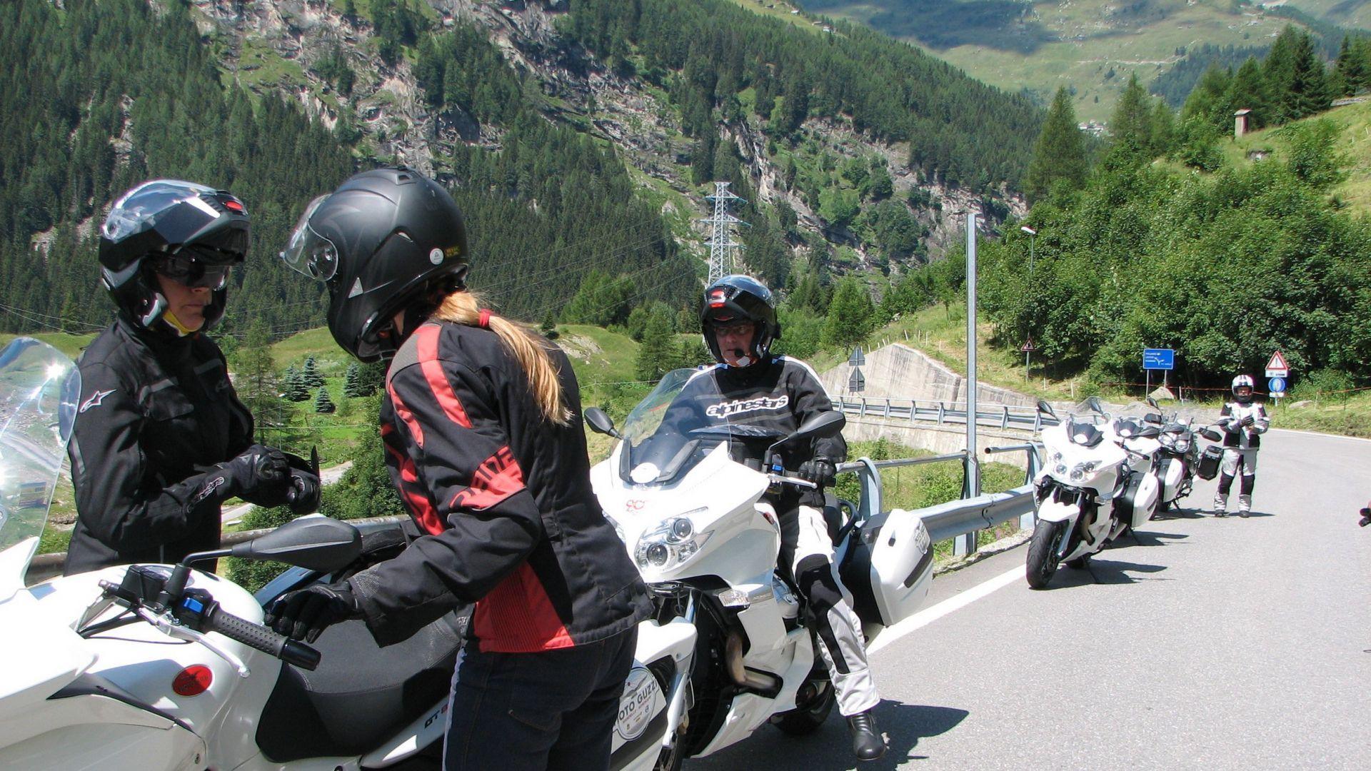 Immagine 282: Da Mandello a Caponord con le Moto Guzzi