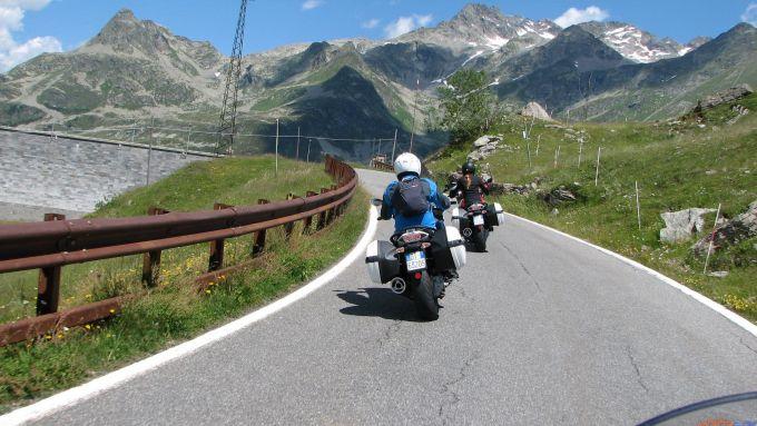 Immagine 283: Da Mandello a Caponord con le Moto Guzzi