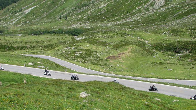 Immagine 264: Da Mandello a Caponord con le Moto Guzzi