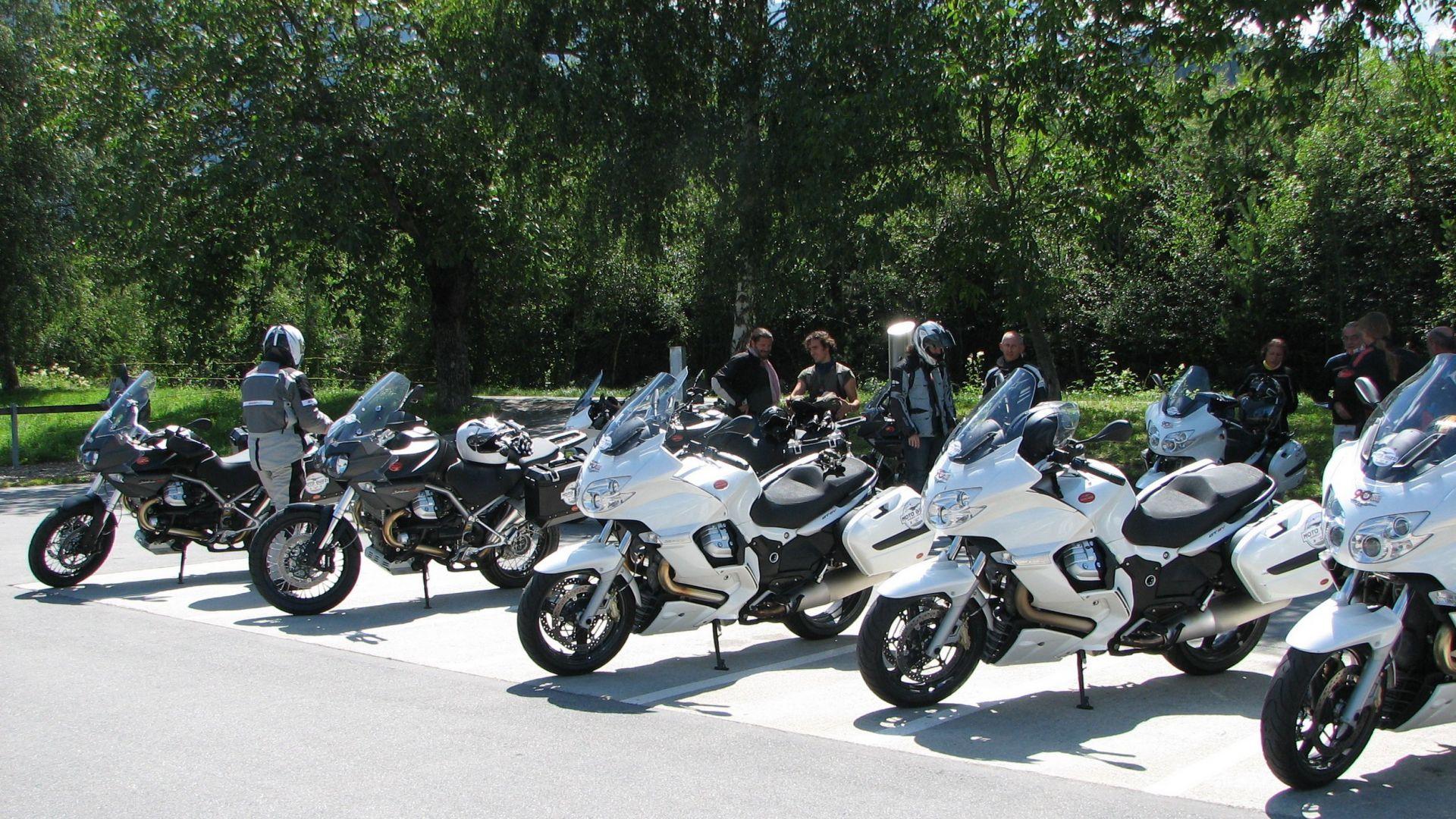 Immagine 270: Da Mandello a Caponord con le Moto Guzzi
