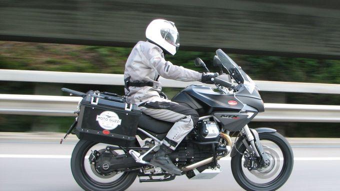 Immagine 271: Da Mandello a Caponord con le Moto Guzzi