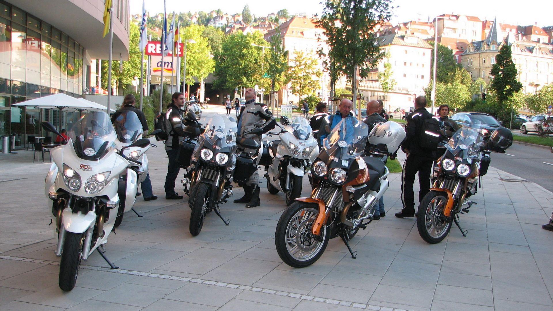 Immagine 260: Da Mandello a Caponord con le Moto Guzzi