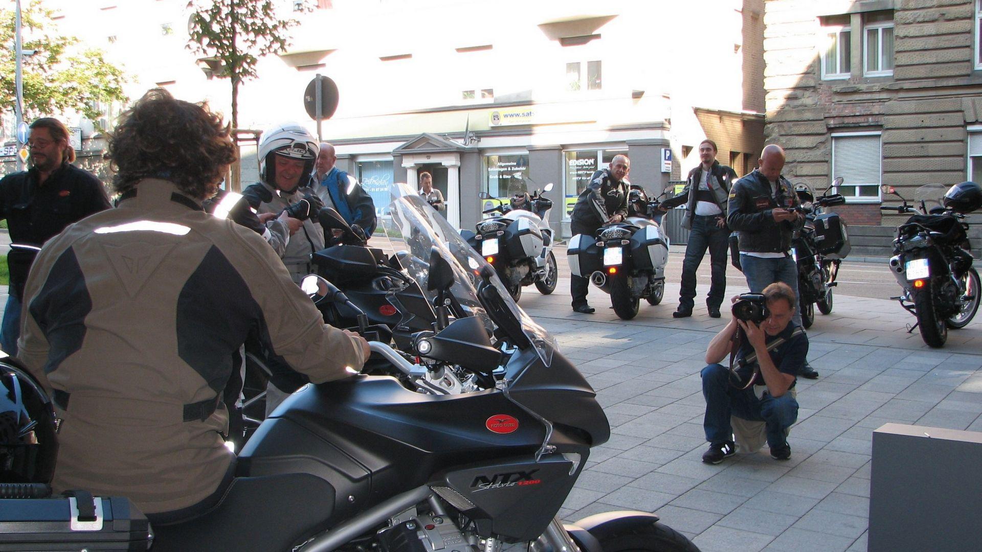 Immagine 245: Da Mandello a Caponord con le Moto Guzzi