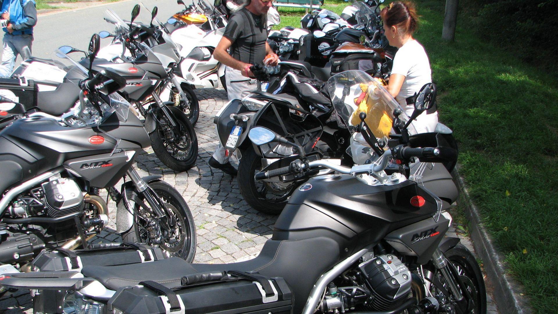 Immagine 249: Da Mandello a Caponord con le Moto Guzzi
