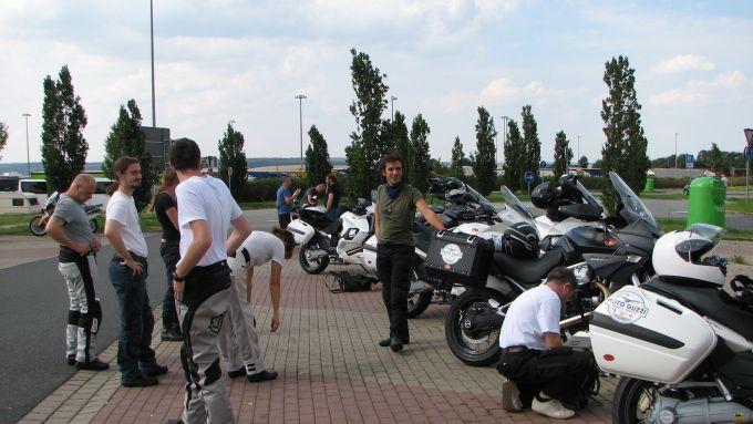 Immagine 253: Da Mandello a Caponord con le Moto Guzzi