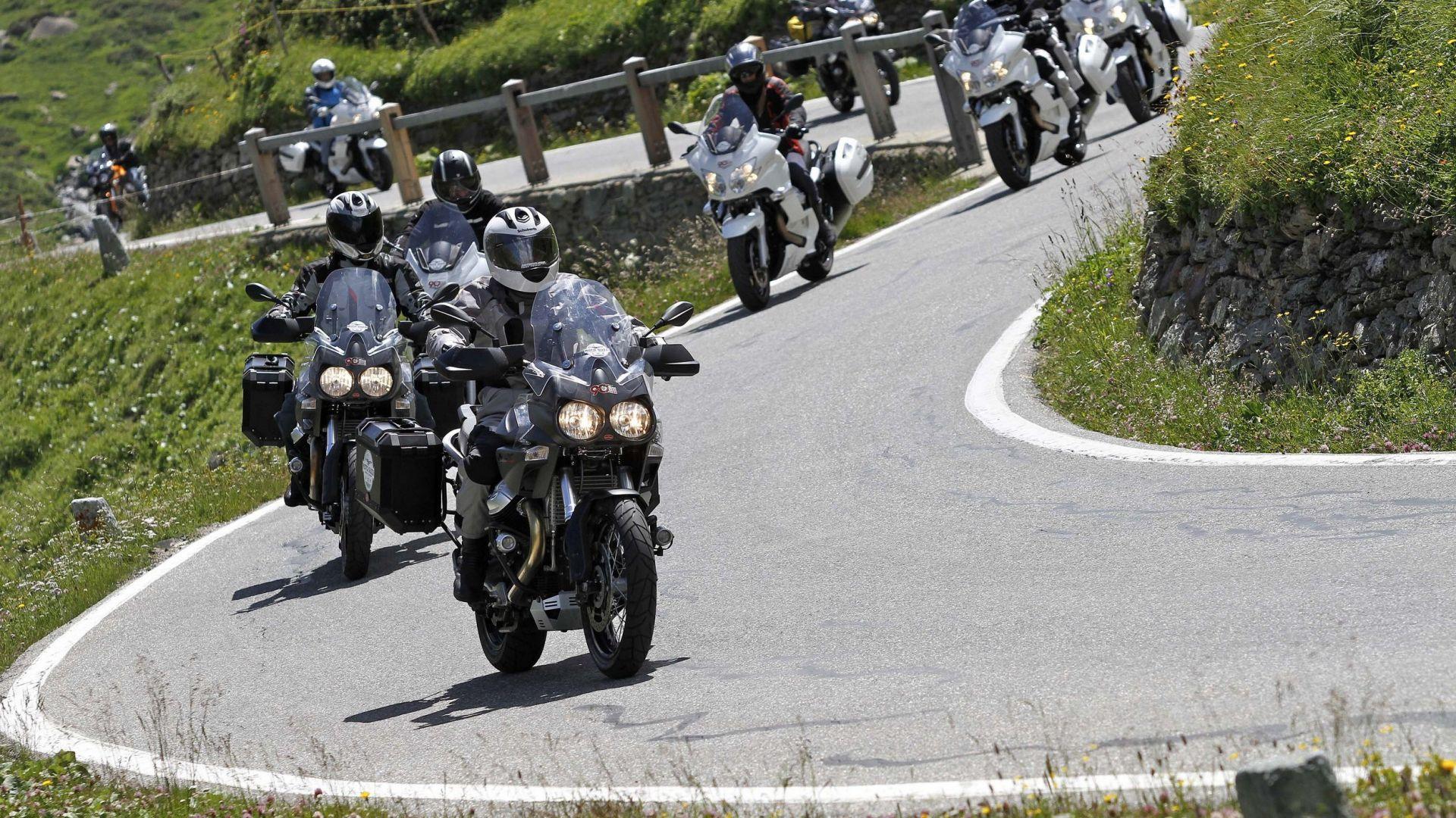 Immagine 255: Da Mandello a Caponord con le Moto Guzzi