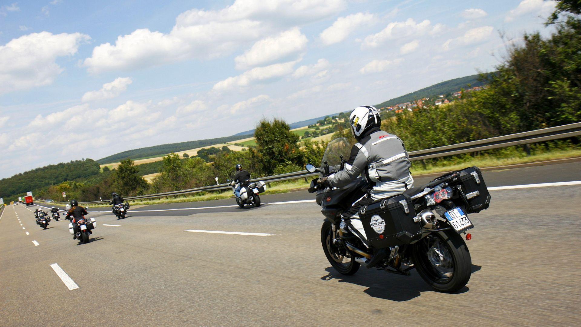 Immagine 242: Da Mandello a Caponord con le Moto Guzzi