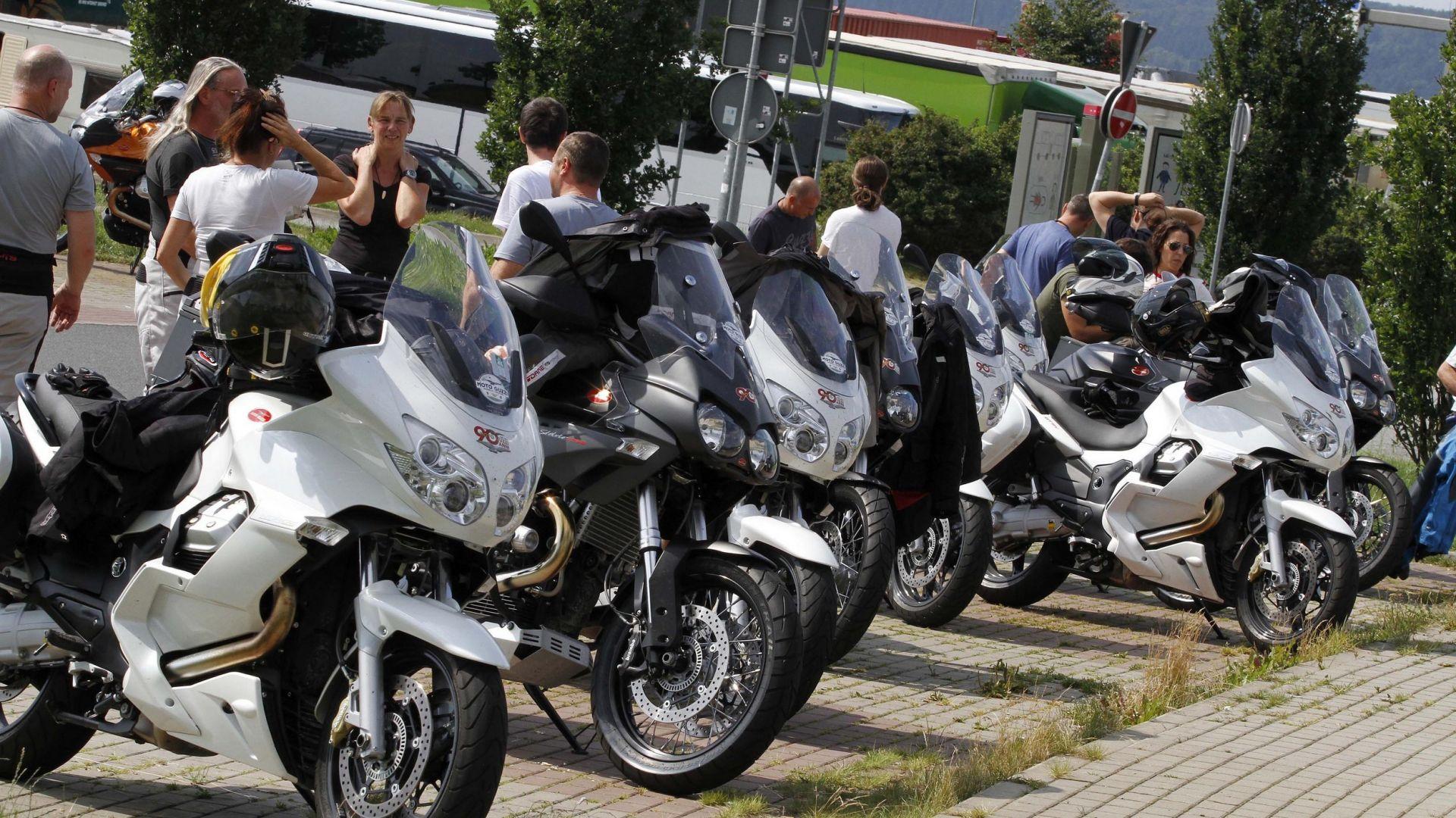 Immagine 223: Da Mandello a Caponord con le Moto Guzzi