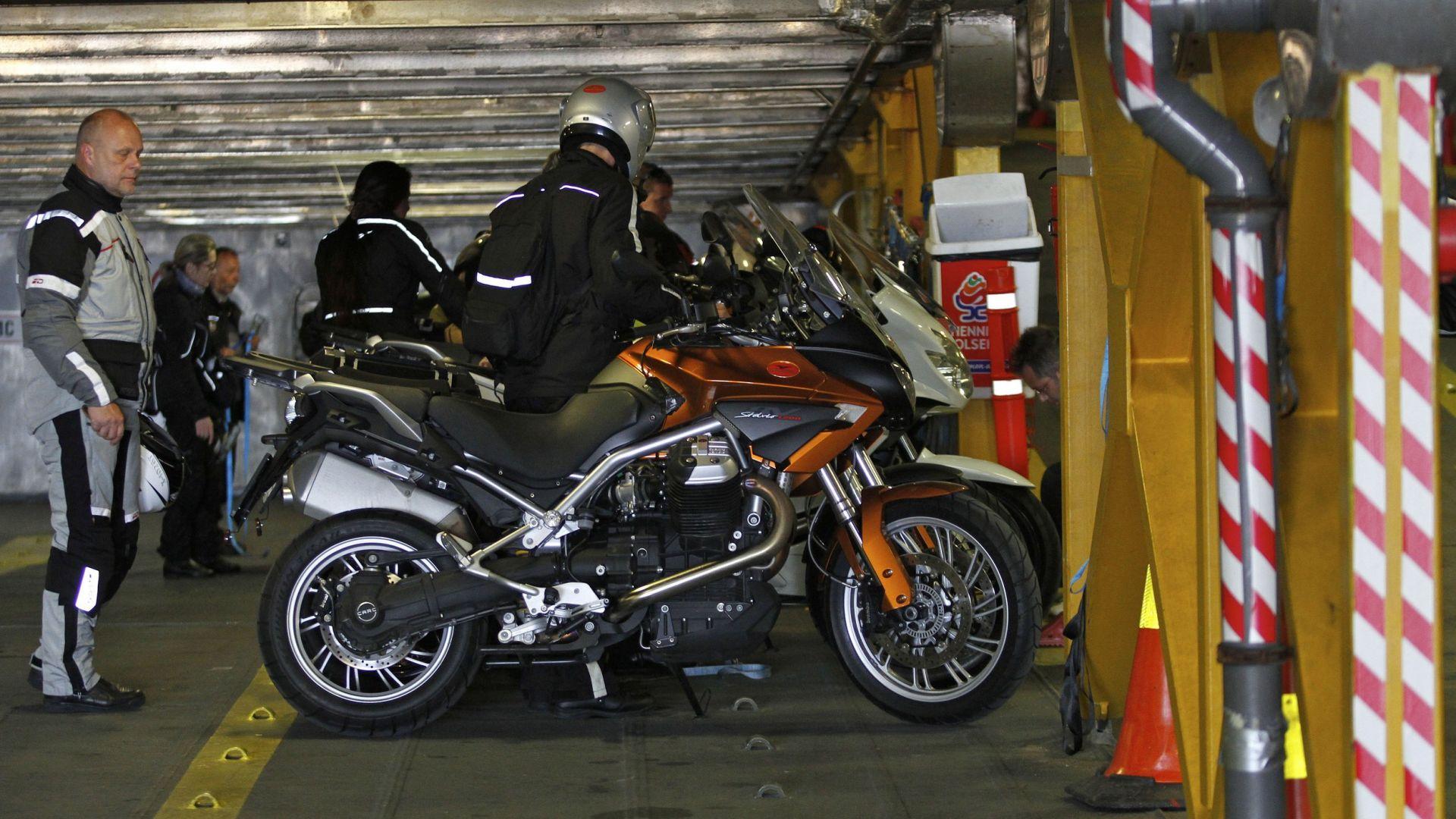Immagine 218: Da Mandello a Caponord con le Moto Guzzi
