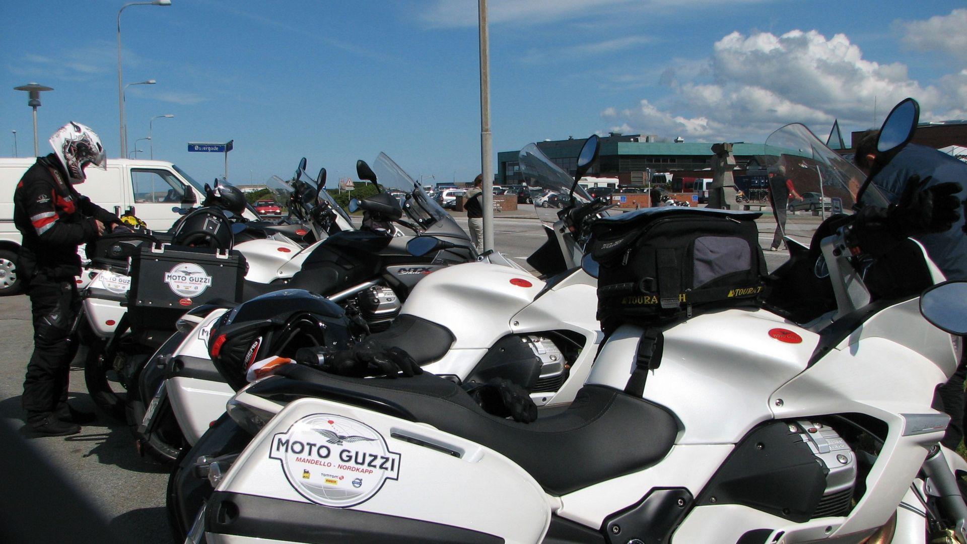 Immagine 233: Da Mandello a Caponord con le Moto Guzzi