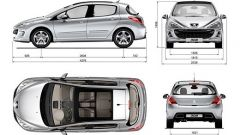 Peugeot 308 - Immagine: 10