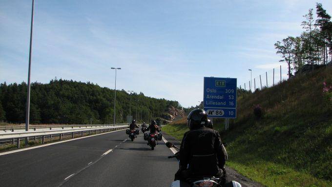 Immagine 212: Da Mandello a Caponord con le Moto Guzzi