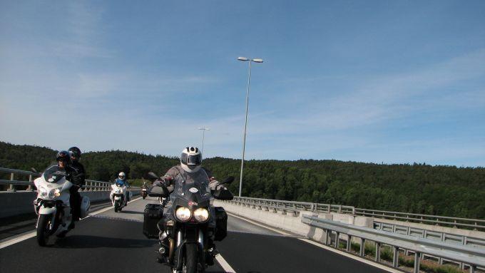 Immagine 200: Da Mandello a Caponord con le Moto Guzzi