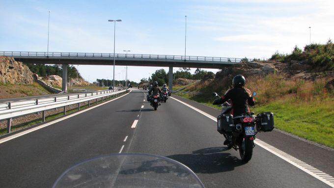 Immagine 201: Da Mandello a Caponord con le Moto Guzzi