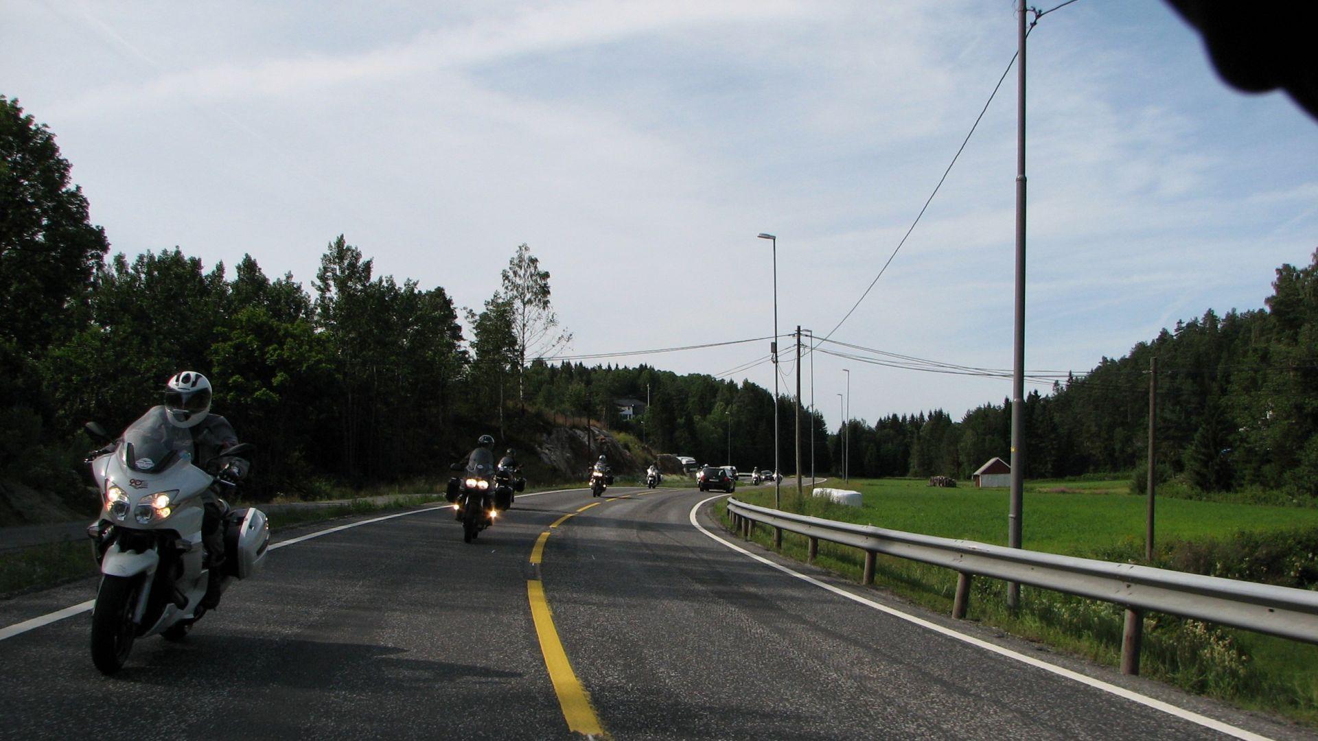 Immagine 202: Da Mandello a Caponord con le Moto Guzzi