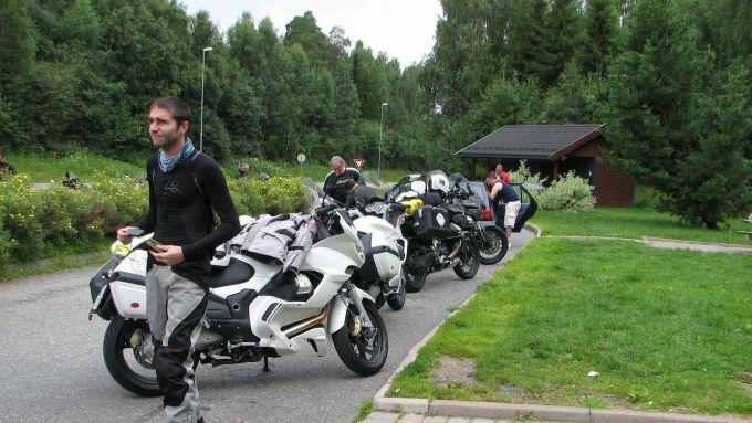 Immagine 180: Da Mandello a Caponord con le Moto Guzzi