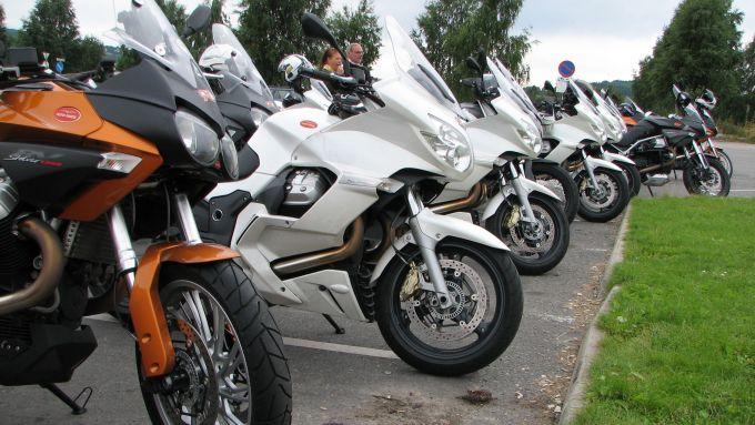 Immagine 174: Da Mandello a Caponord con le Moto Guzzi